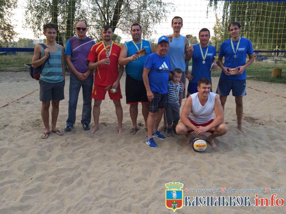 Пляжний волейбол ВАСИЛЬКІВ-BALTASI CUP 2016
